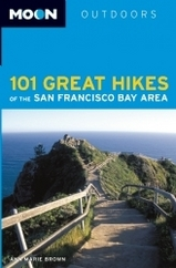 Wandelgids 101 Great Hikes of the San Francisco Bay Area  : Moon outdoor :