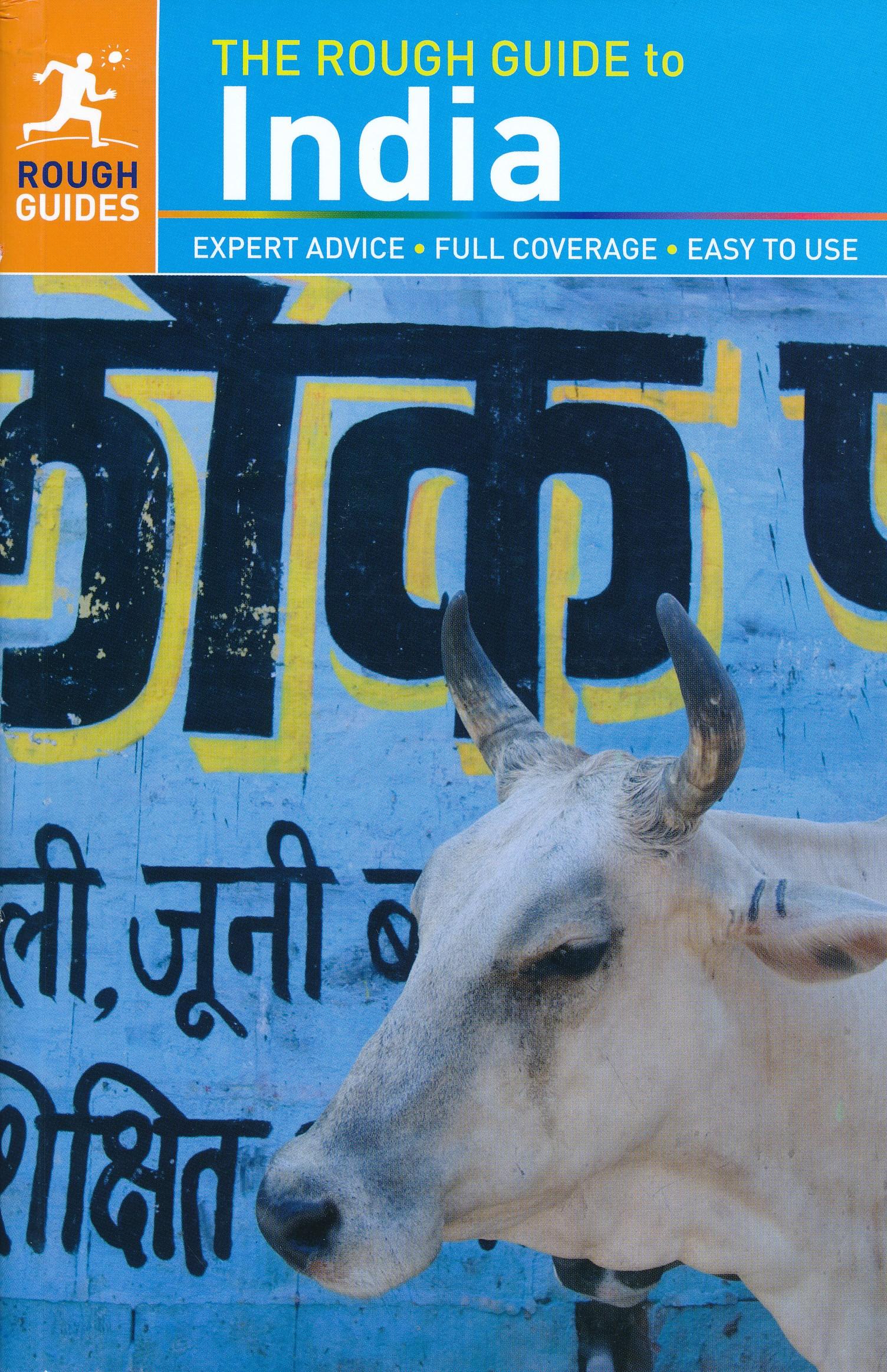 Reisgids Rough Guide India   Rough Guide