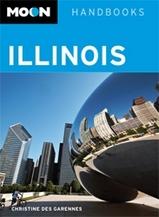 Reisgds Illinois : Moon handbooks :