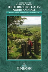 Wandelgids The Yorkshire Dales - Walking in the North and East : Cicerone :