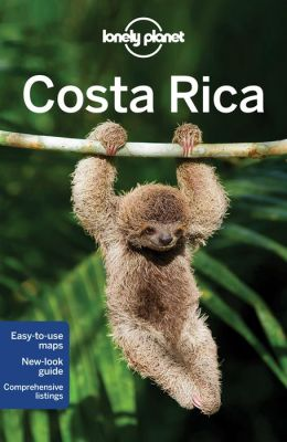 Reisgids Lonely Planet Costa Rica   Lonely Planet