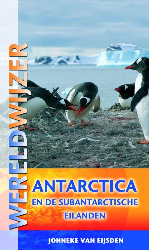 Reisgids Wereldwijzer Antarctica en de subantarctische eilanden   Elmar