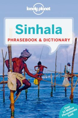 Woordenboek Taalgids Sinhala phrasebook   Lonely Planet