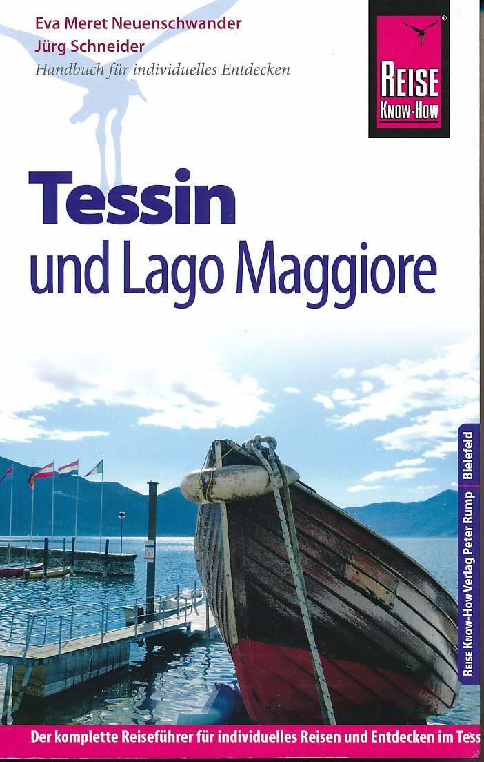 Reisgids Tessin en Lago Maggiore   Reise know how