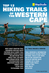 Wandelgids Top 12 Hiking Trails of the Western Cape - Zuid Afrika   Map Studio
