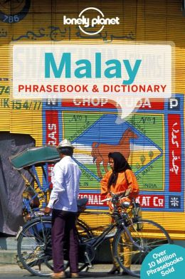 Woordenboek Taalgids Malay phrasebook - Maleis   Lonely Planet