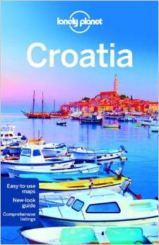 Reisgids Croatia - Kroatië   Lonely Planet    Anja Mutic