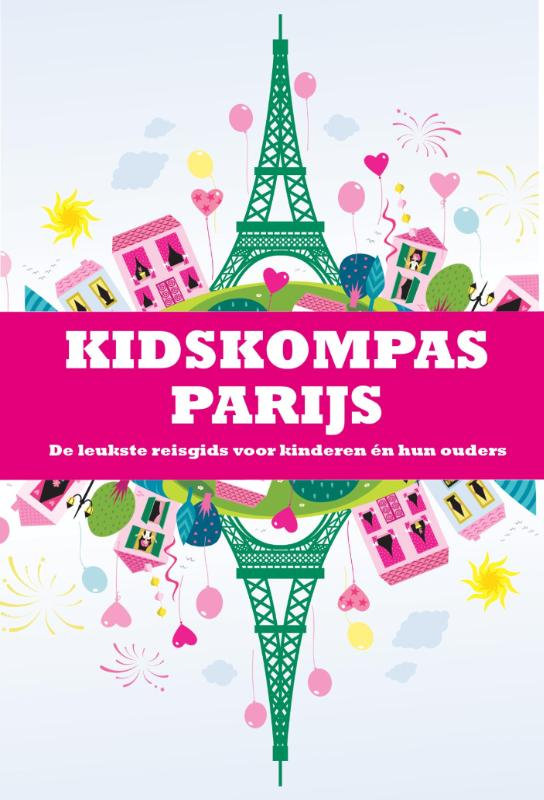 Reisgids Kidskompas Parijs   Cheeky Monkeys