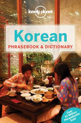 Woordenboek Taalgids Korean phrasebook - Koreaans   Lonely Planet