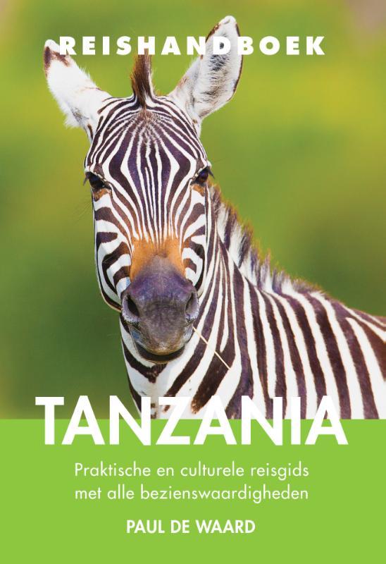 Reishandboek Tanzania   Elmar