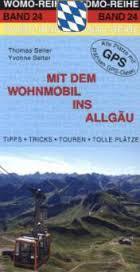 Campergids - Camperplaatsen Band 24: Mit dem Wohnmobil ins Allg�u   Womo Verlag