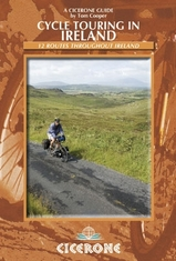 Fietsgids Ierland - Cycle Touring in Ireland   Cicerone