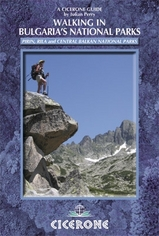 Wandelgids Bulgarije - Walking in Bulgaria's National Parks, Rila, Pirin   Cicerone