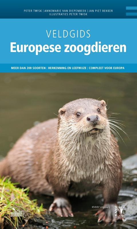 Natuurgids Veldgids Europese Zoogdieren   KNNV