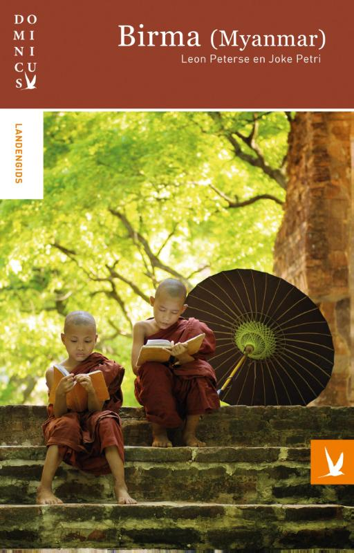 Reisgids Dominicus Myanmar - Birma   Gottmer