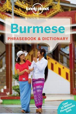 Woordenboek Taalgids Burmese phrasebook - Burmees   Lonely Planet