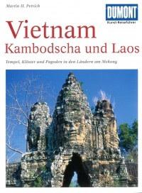 Kunstreisgids - Kunstreisefuhrer Vietnam, Kambodscha - Cambodja & Laos   Dumont verlag