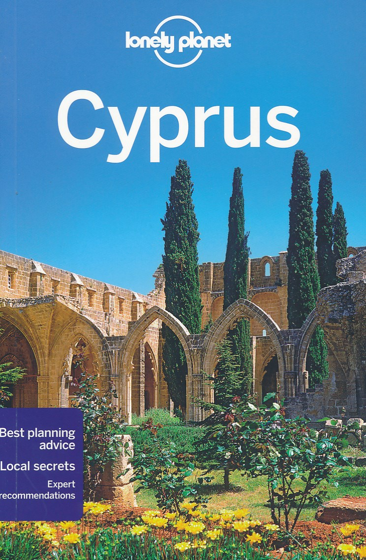 Reisgids Lonely Planet Cyprus   Lonely Planet