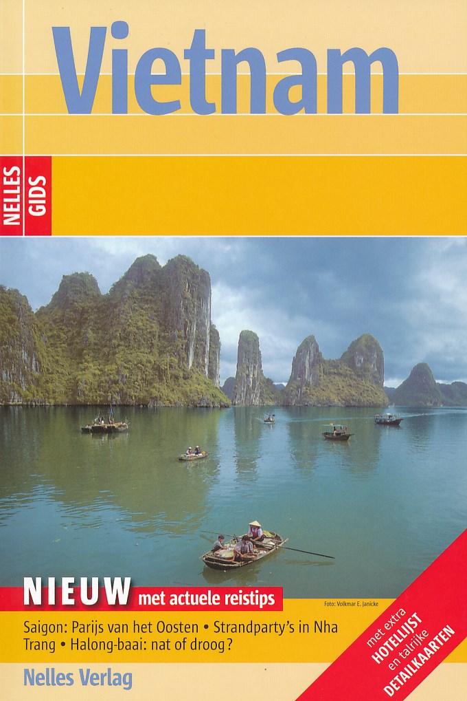 Reisgids Vietnam   Nelles