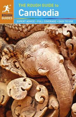 Reisgids Rough Guide Cambodia - Cambodja   Rough Guide