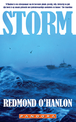 Reisverhaal Storm - Redmond O'Hanlon : Pandora pockets :