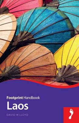 Reisgids Laos   Footprint Handbook