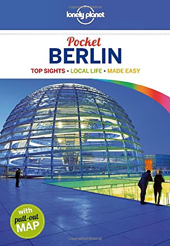 Reisgids Berlin - Berlijn pocket   Lonely Planet