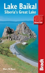 Reisgids Baikal meer - Lake Baikal: Siberia's Great Lake   Bradt guides