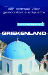 Reisgids Cultuur Bewust Griekenland - Een leidraad voor gewoonten en etiquette   Elmar