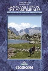 Wandelgids Walks and Treks in the Maritime Alps - Alpes Maritime - Wandelen in de Mercantour   Cicerone