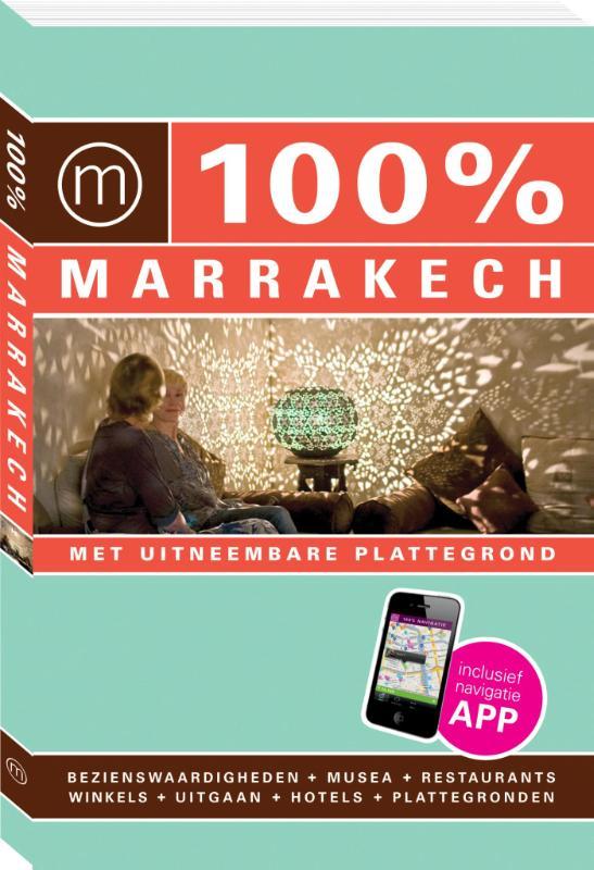 Reisgids 100% Marrakech   Mo Media