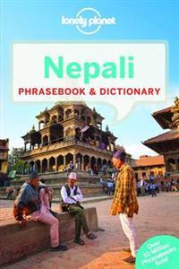 Woordenboek Taalgids Nepali phrasebook - Nepalees  Lonely Planet