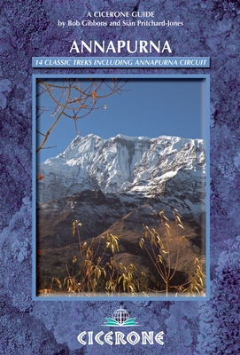 Wandelgids Annapurna - A Trekker's Guide - Nepal   Cicerone