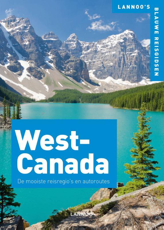 Reisgids West Canada   Lannoo