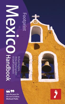 Reisgids Mexico Handbook   Footprint