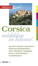 Reisgids Corsica   Merian