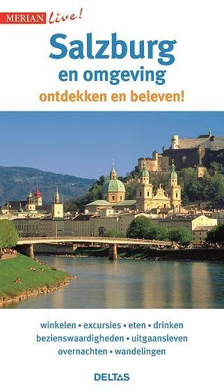 Reisgids Salzburg merian    Deltas