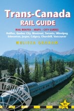 Reisgids Trans Canada - Rail Guide   Trailblazer