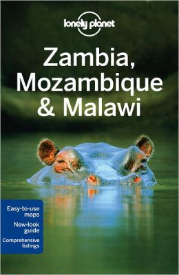 Reisgids Lonely Planet Zambia, Mozambique & Malawi   Lonely Planet