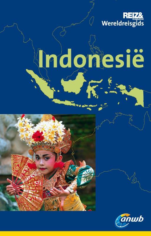 Reisgids Wereldreisgids Indonesië   ANWB