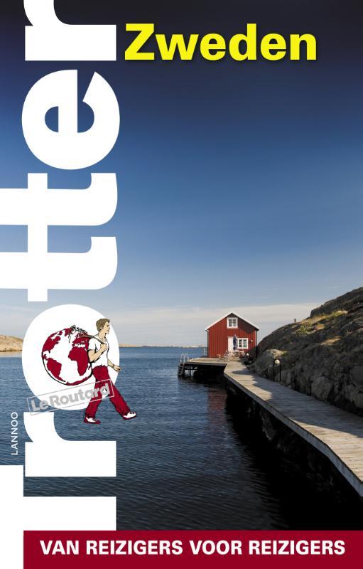 Reisgids Zweden   Trotter Lannoo
