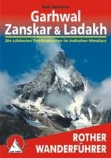 Wandelgids Garhwal � Zanskar � Ladakh Die sch�nsten Trekkingtouren im indischen Himalaya     Rother