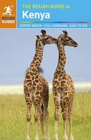 Reisgids Rough Guide Kenya - Kenia   Rough Guide