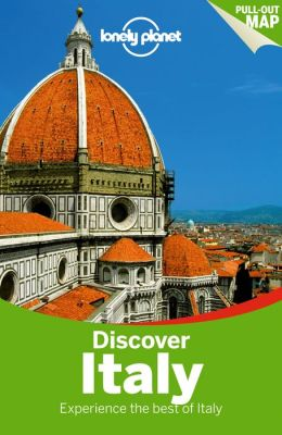 Reisgids Discover Italy - Italië   Lonely Planet