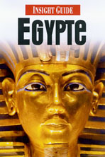Reisgids Insight Guide Egypte   Cambium