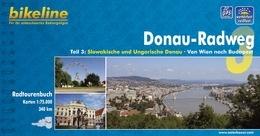 Fietsgids Donau-Radweg 3 Von Wien nach Budapest   Bikeline