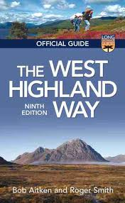 Wandelgids The West Highland Way + Harvey map WHW   Birlinn