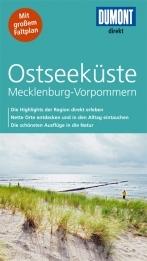 Reisgids Ostseekuste Mecklenburg - Verpommern   Dumont Direkt
