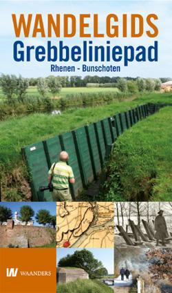 Wandelgids Grebbeliniepad Ochten - Rhenen-Spakenburg    Waanders