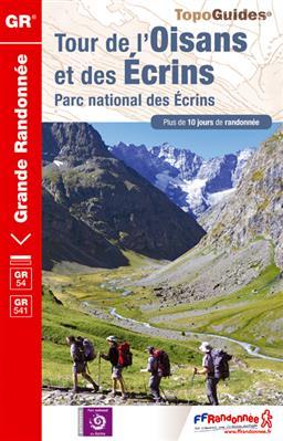 Wandelgids 508 Tour de l'Oisans et des Ecrins   FFRP ref 508